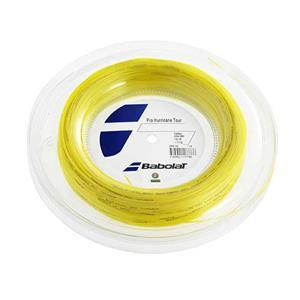 Pro Hurricane Tour 200m Yellow - Cordaje Tennis Rollo
