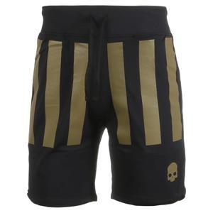 Open Stripes Negro - Shorts Hombre
