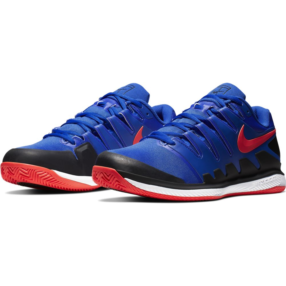 Vapor X Clay Blue - Tennis Shoes Man