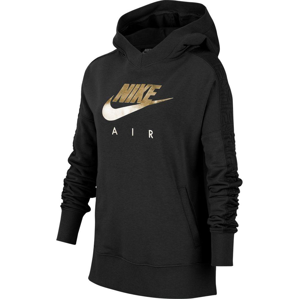 tempo Novia Escarpa  Nike Air Negro - Sudadera Niña | 🥇 Tienda TENIS