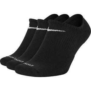 Everyday Plus Cushioned Negro - Calcetines Unisex