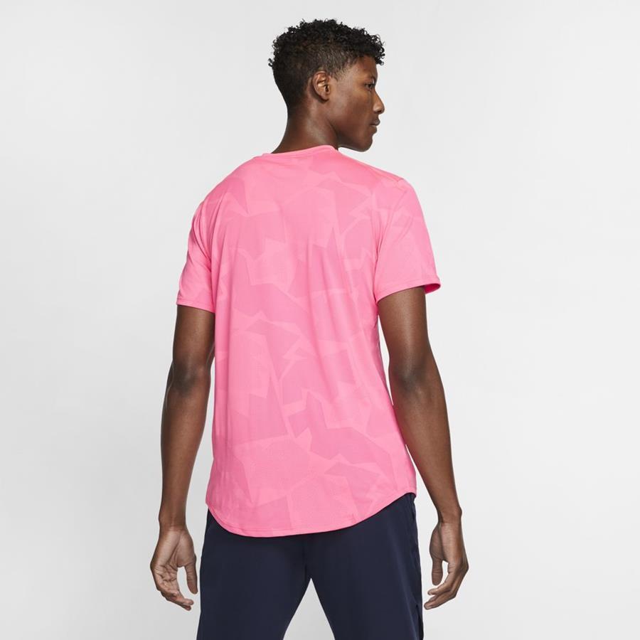 Rafa Nadal Aeroreact Pink Man T Shirt   </p>                     </div>   <!--bof Product URL --> <!--eof Product URL --> <!--bof Quantity Discounts table --> <!--eof Quantity Discounts table --> </div>                        </dd> <dt class=