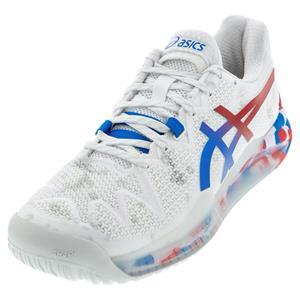 Gel Resolution 8 Blanco - Zapatillas Tenis hombre [OFERTA]