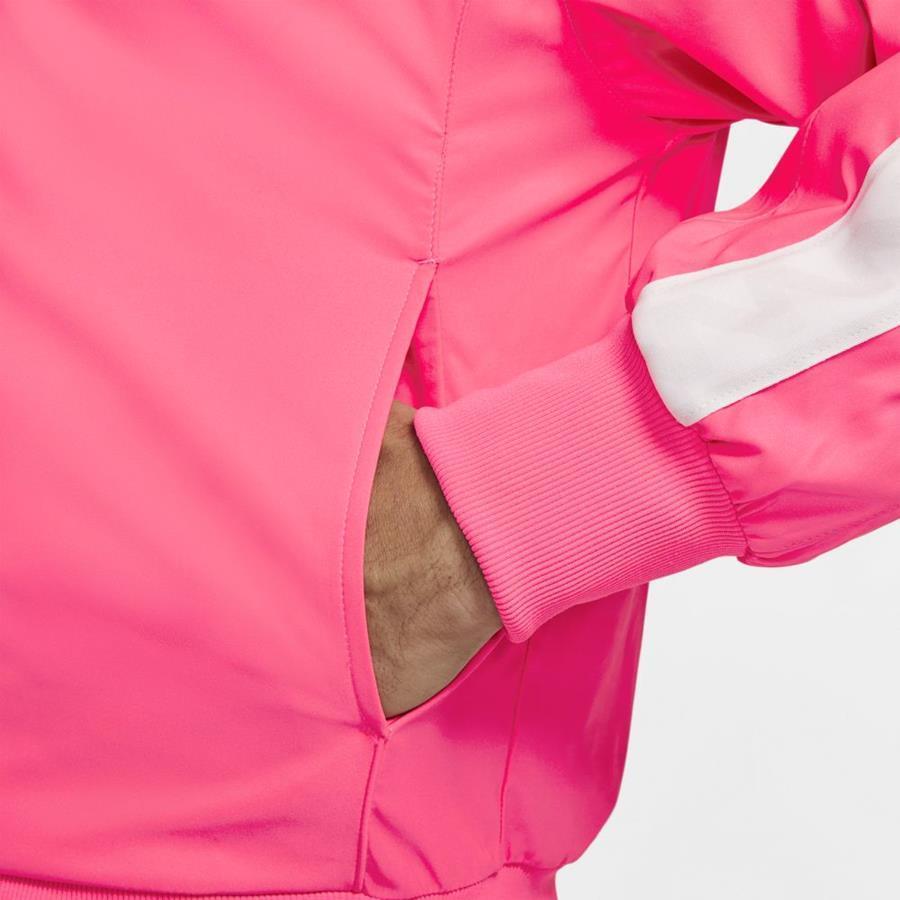 Nikecourt Rafa Nadal Pink Ao Open Jacket Man Tienda Tenis