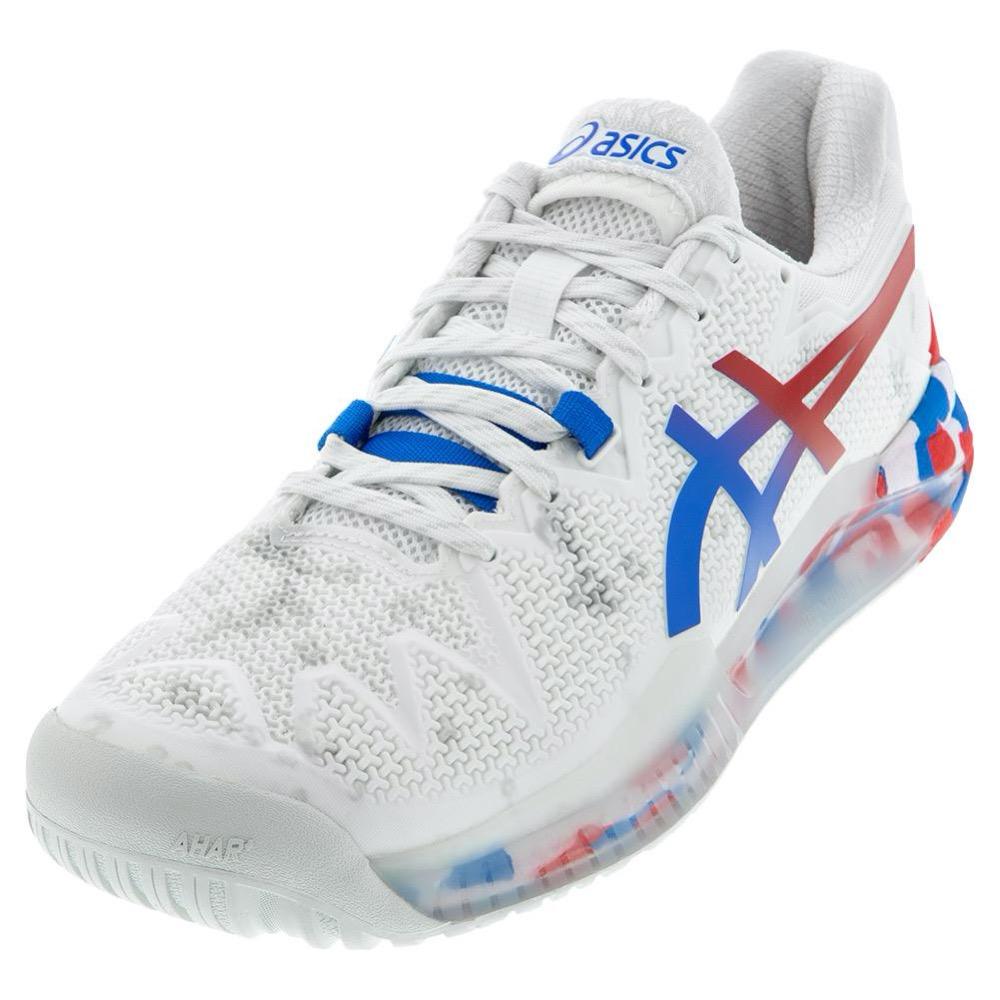 Gel Resolution 8 Blanco - Zapatillas Tenis hombre ...