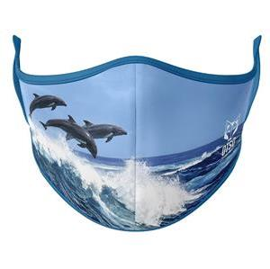 Animals Dolphin - Face Mask