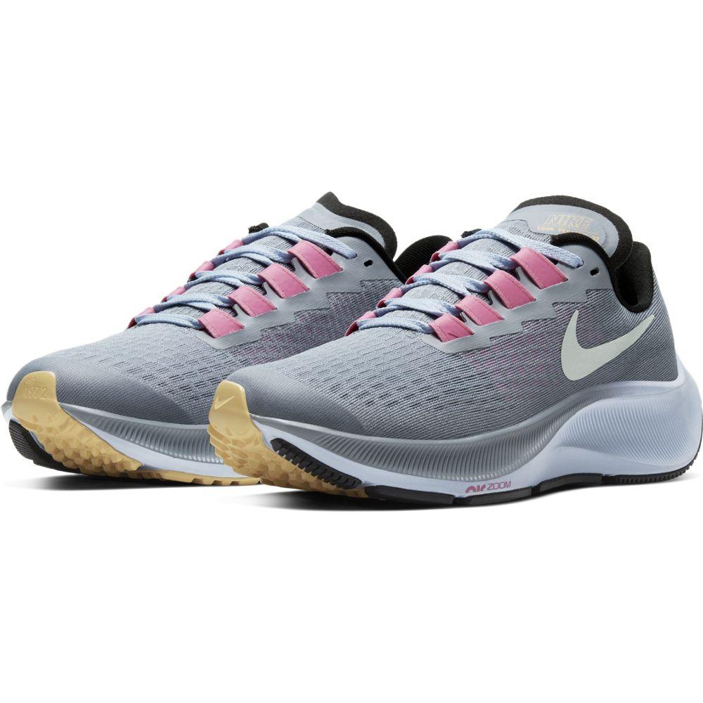 nike zapatillas running mujer gris air